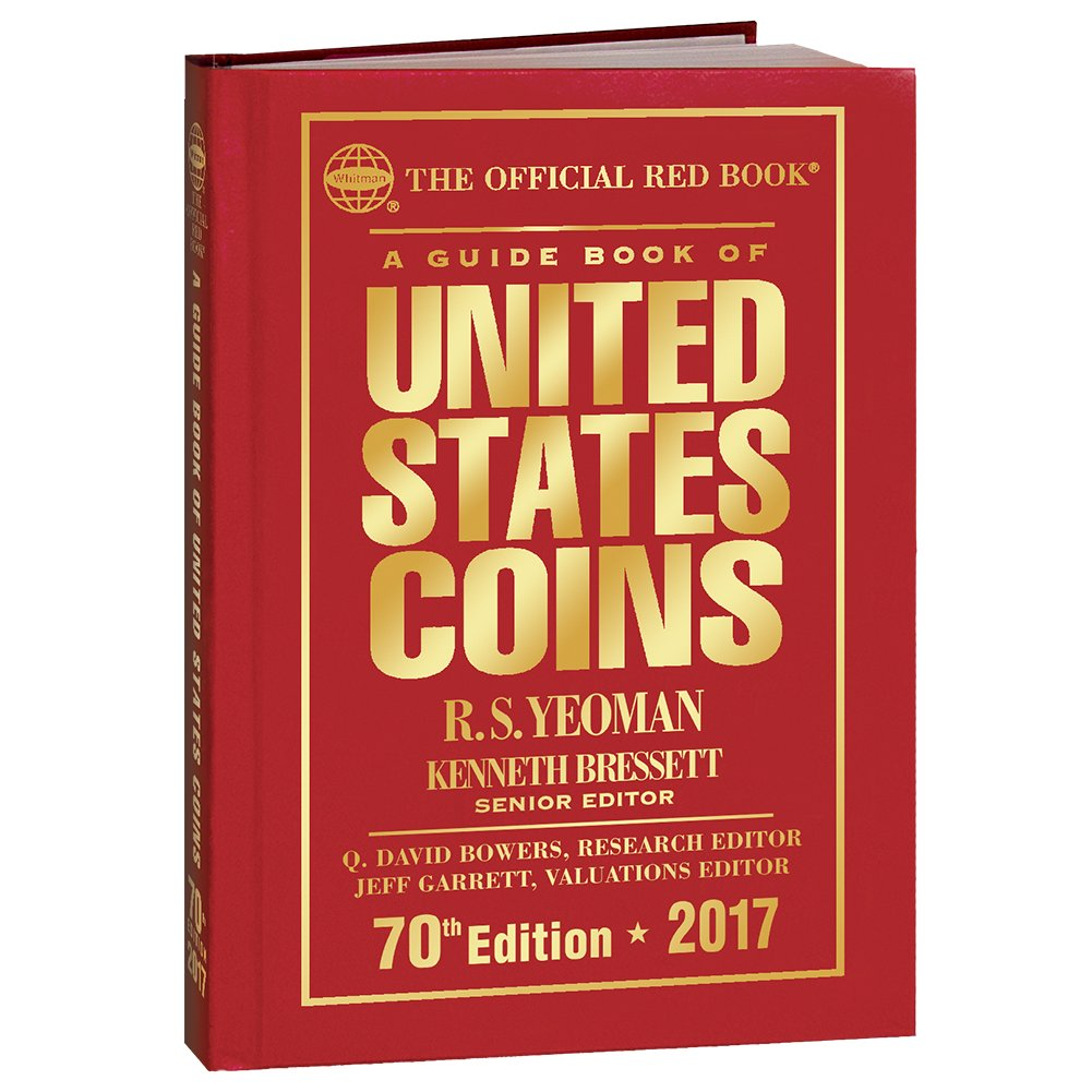 a guide book of united states coins 2017 the official red booka guide book of united states coins 2017 the official red book, hardcover edition (the official red book a guide book) r s yeoman, kenneth bressett