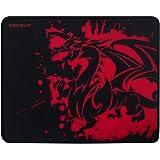 EXCO Red Taming Dragon-excovip Red Gaming Alfombrilla de ratón Mat Computer Gaming Pad Alfombrilla de ratón Cosida
