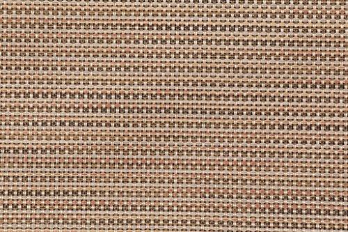 Phifertex Wicker Weave Watercolor Tweed Woven Vinyl Mesh Sling Chair Outdoor Fabric in Glow