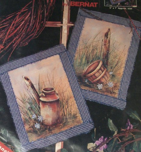 Fence Posts Stitching Craft Kit (Homespun Tole 'N Accents)