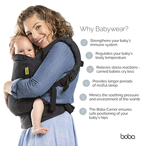 Amazon Boba 4g Carrier Dusk 0 48 Months Baby