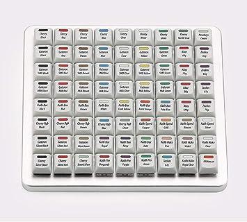 SSSLG 72 Caja de colección de interruptores, Tapa de Llave XDA ...