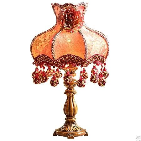 WDFJH Lámpara de Mesa Europea del Regalo de Boda, lámpara de ...