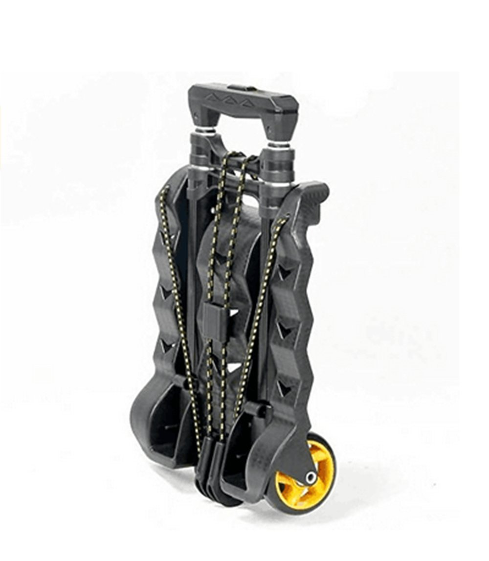 Portable luggage cart Trailer luggage case