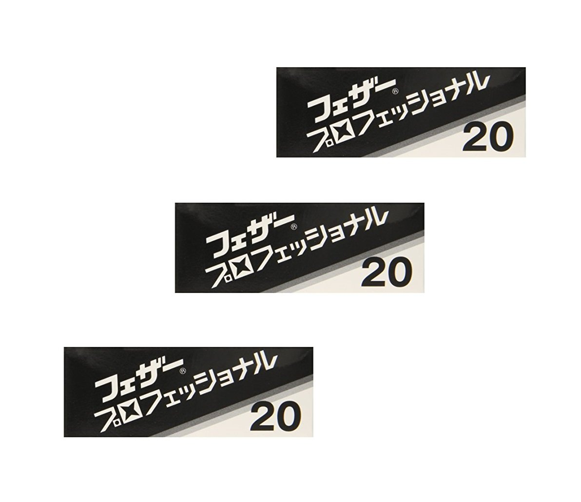 (3-packs) Feather Artist Club Professional Blade