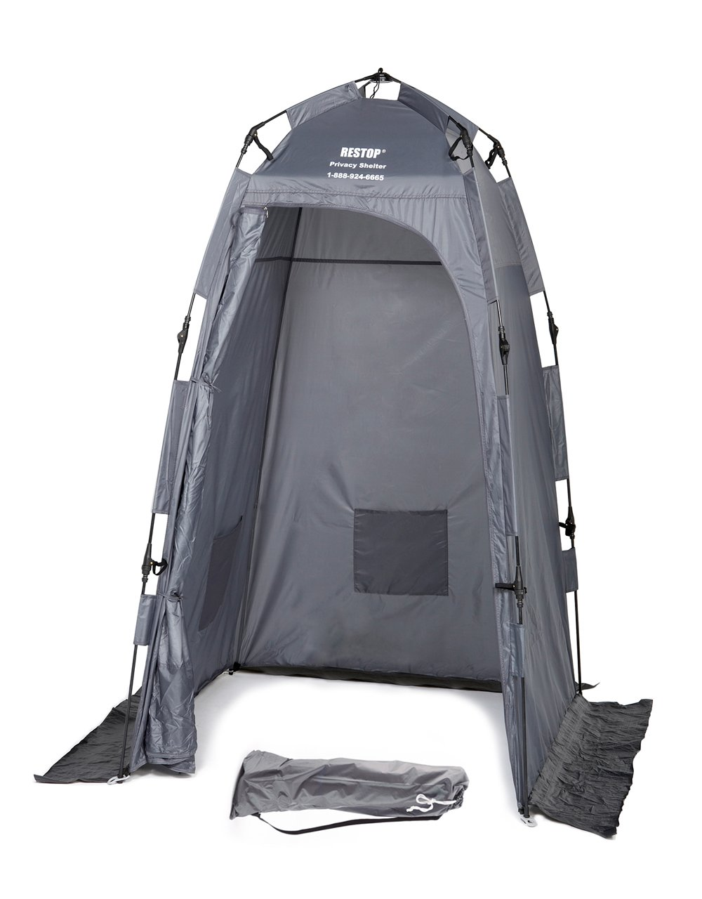 RESTOP Grey Shelter with Carry Case by RESTOP   B007OOJ948