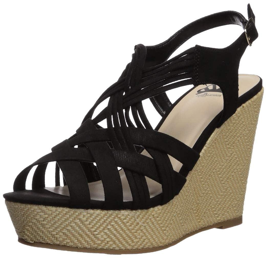 Fergalicious Womens Marilyn Wedge Sandal