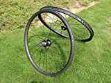 Toray Carbon Wheelset Full Carbon UD Glossy 29ER Mountain Bike Clincher Wheel Rim Disc Brake Bicycle MTB Wheelset