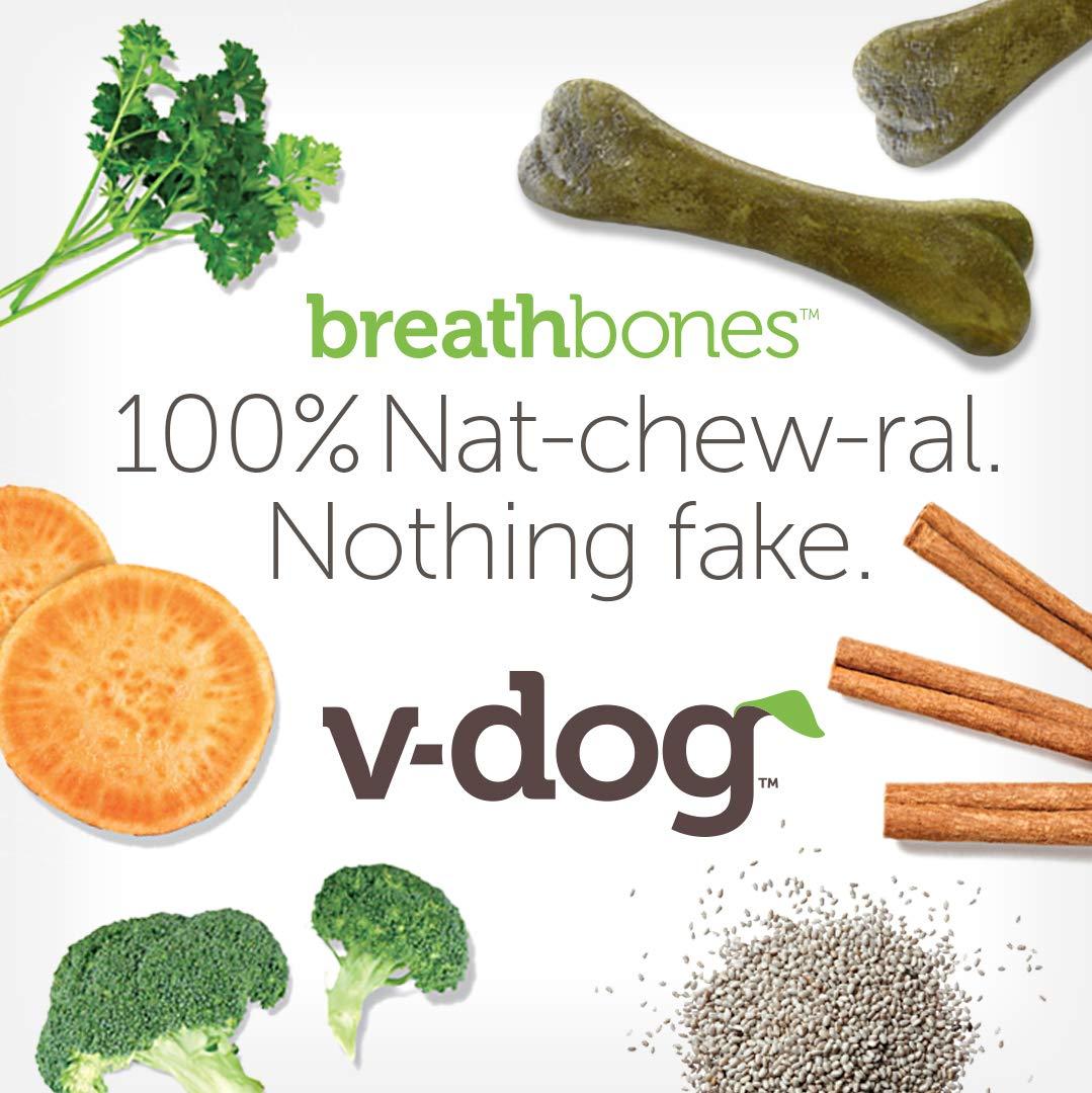 V-dog Vegan Dog Treats with Superfoods