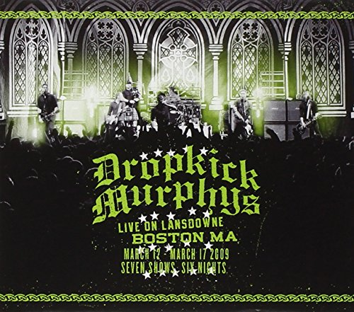 CD : Dropkick Murphys - Live On Landsdowne, Boston MA (With DVD, Deluxe Edition, 2 Disc)