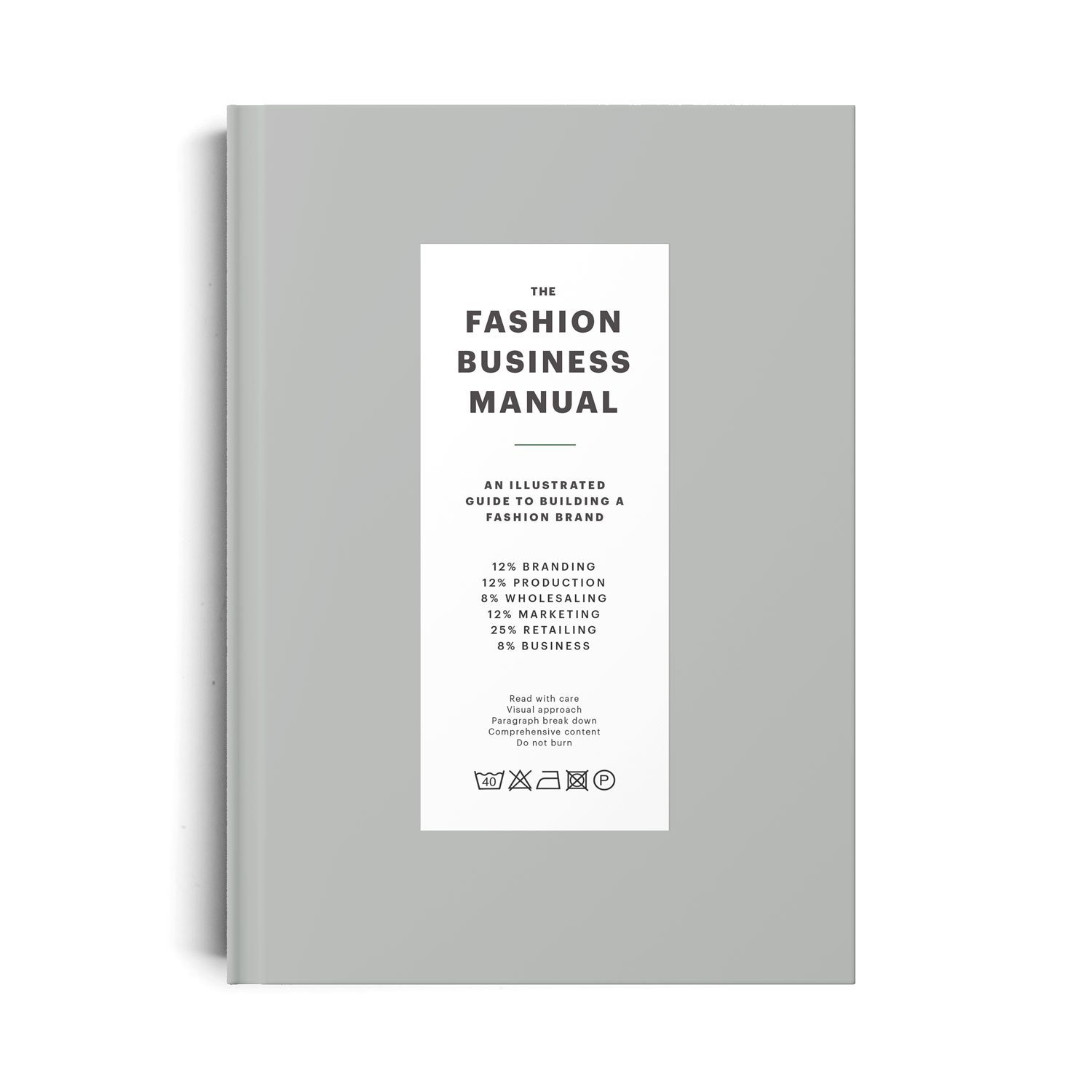 Fashion Business Manual Illustrated Building