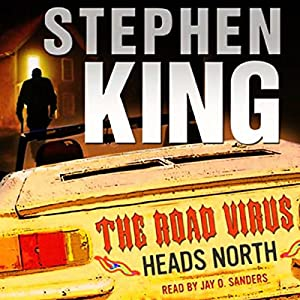 The Road Virus Heads North Audiobook