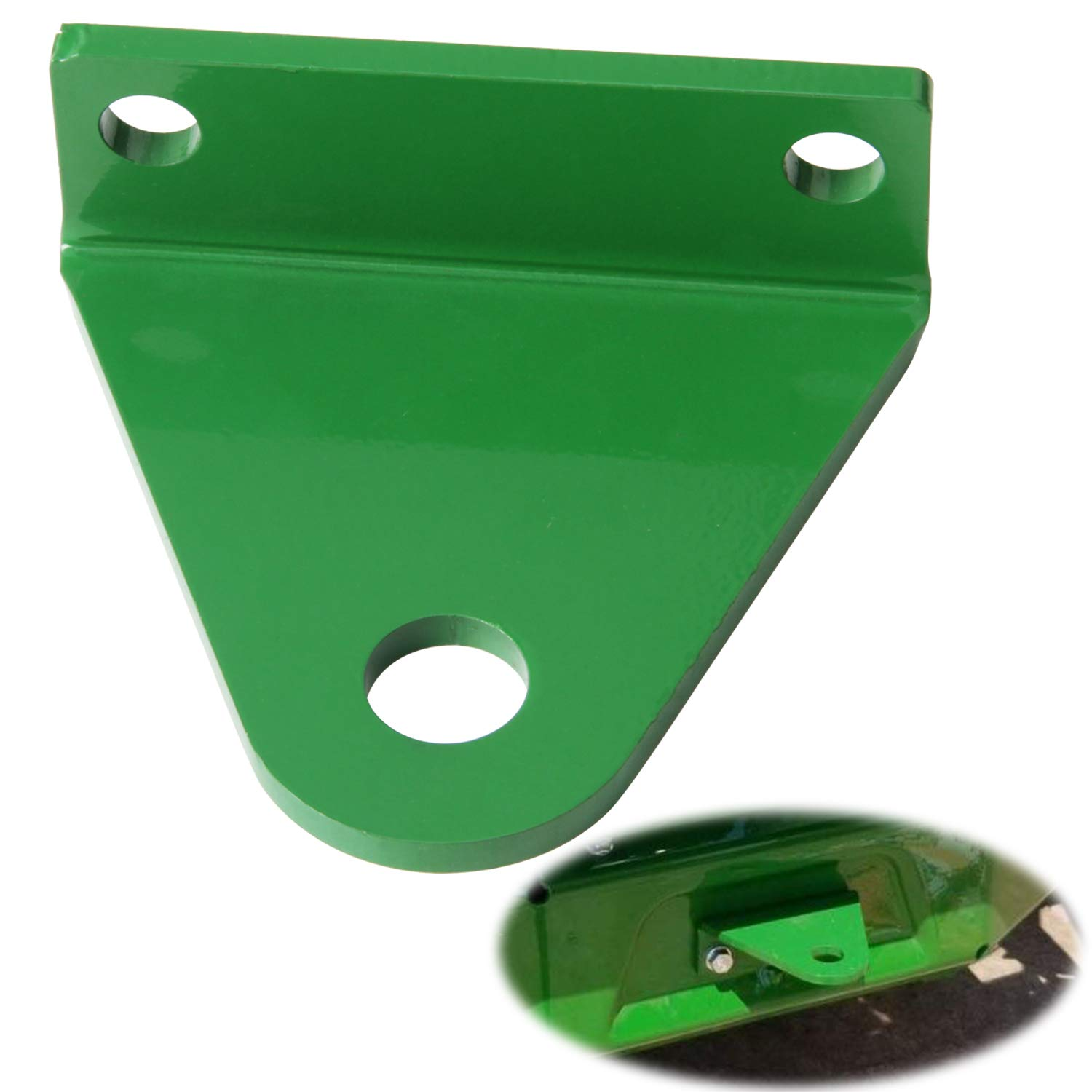 CNSY 3.3 Inch Mower Trailer Tow Hitch Fit for John Deere Ztrak Mower 800 & 900 Series by CNSY
