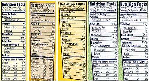 Gerber Yogurt Melts Variety Bundle, (Pack of 5) includes 1-Bag each Organic Red Berries, Organic Banana Strawberry, Strawberry, Banana Vanilla, Mixed Berries by Generic (Image #1)