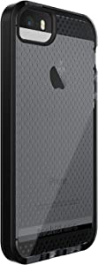 Tech21 Evo Mesh Protective Case for Apple iphone 5/5S (Black)