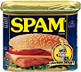 SPAM Classic, 12-Ounce Cans (Pack of 6 )