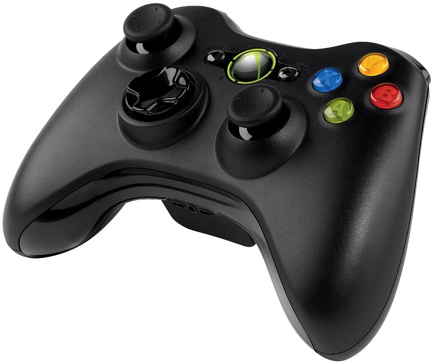 Microsoft Xbox 360 Controller for Windows & Xbox 360 Console