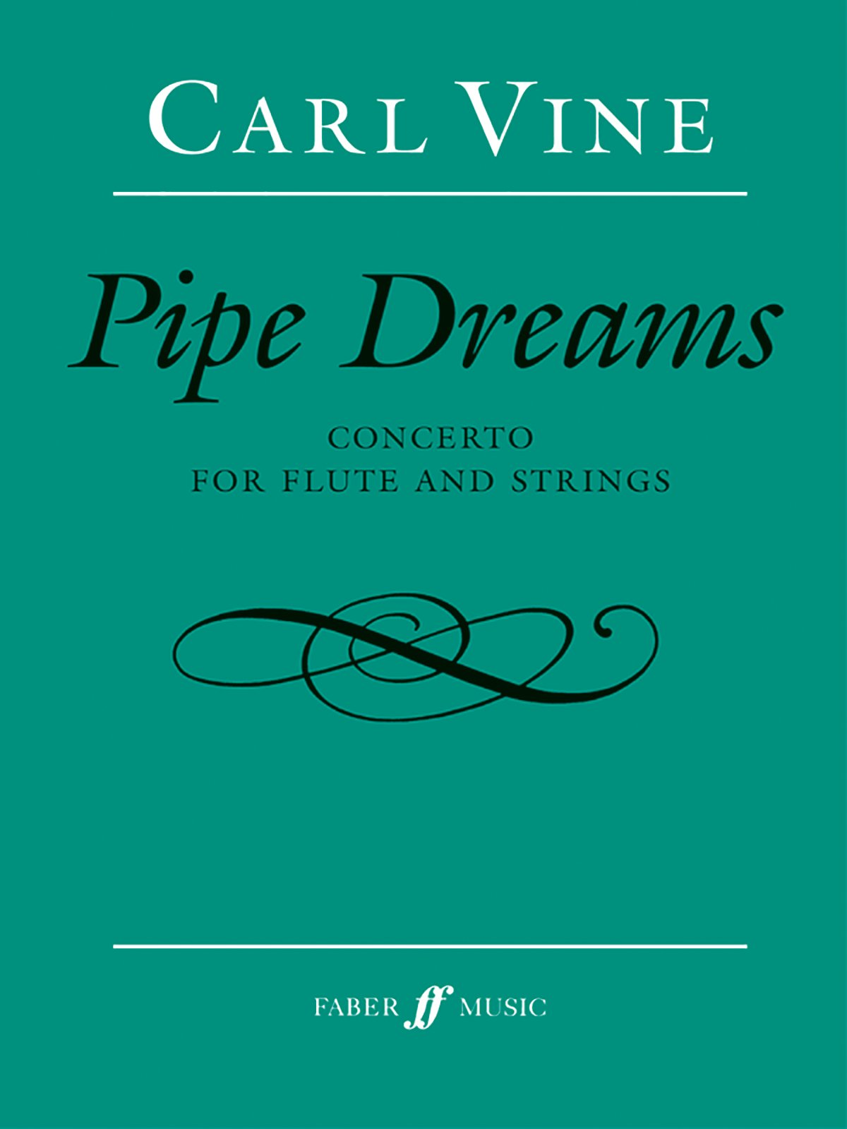 Pipe Dreams: Concerto for Flute and Strings, Full Score (Faber Edition) pdf