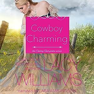 Cowboy Charming Audiobook