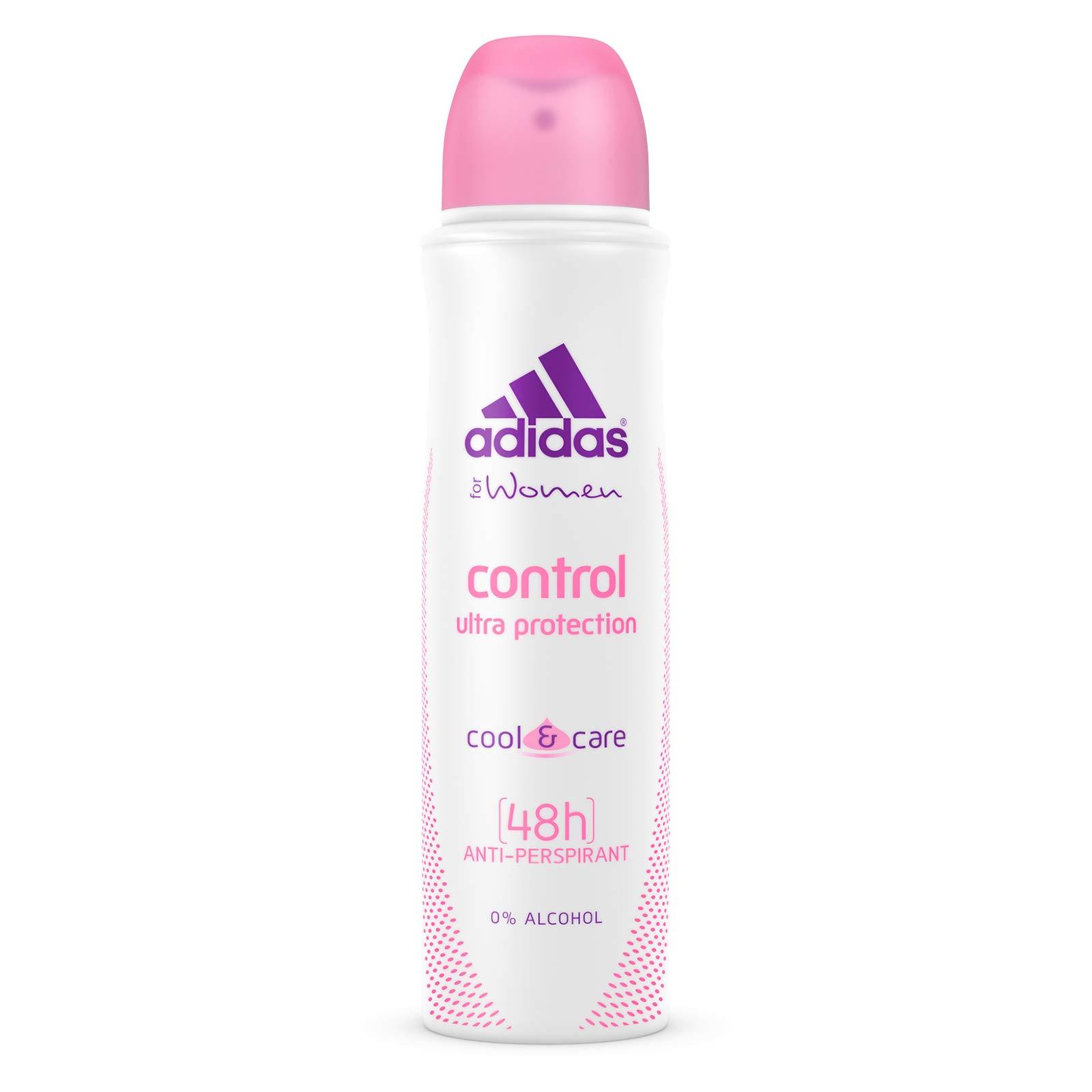 Test Deodorant adidas 6 in 1 Cool & Care Anti