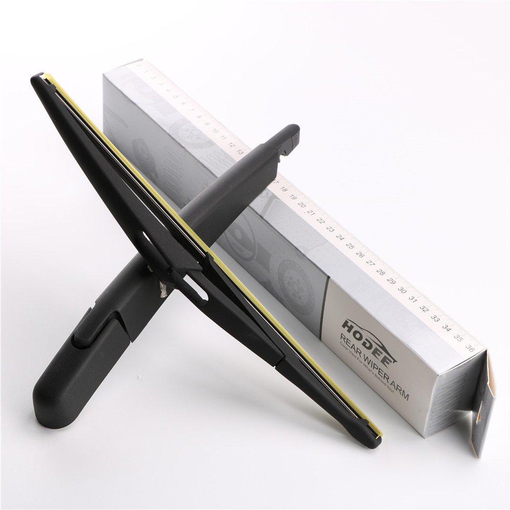 A6398200444 HODEE Braccio del tergicristallo posteriore /& Spazzola//Rear Wiper Arm /& Blade OE