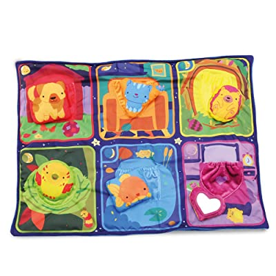 Educational Insights Bright Basics Snuggly, Storybook Blanket, Toddler Toys, Ages 2+: Toys & Games