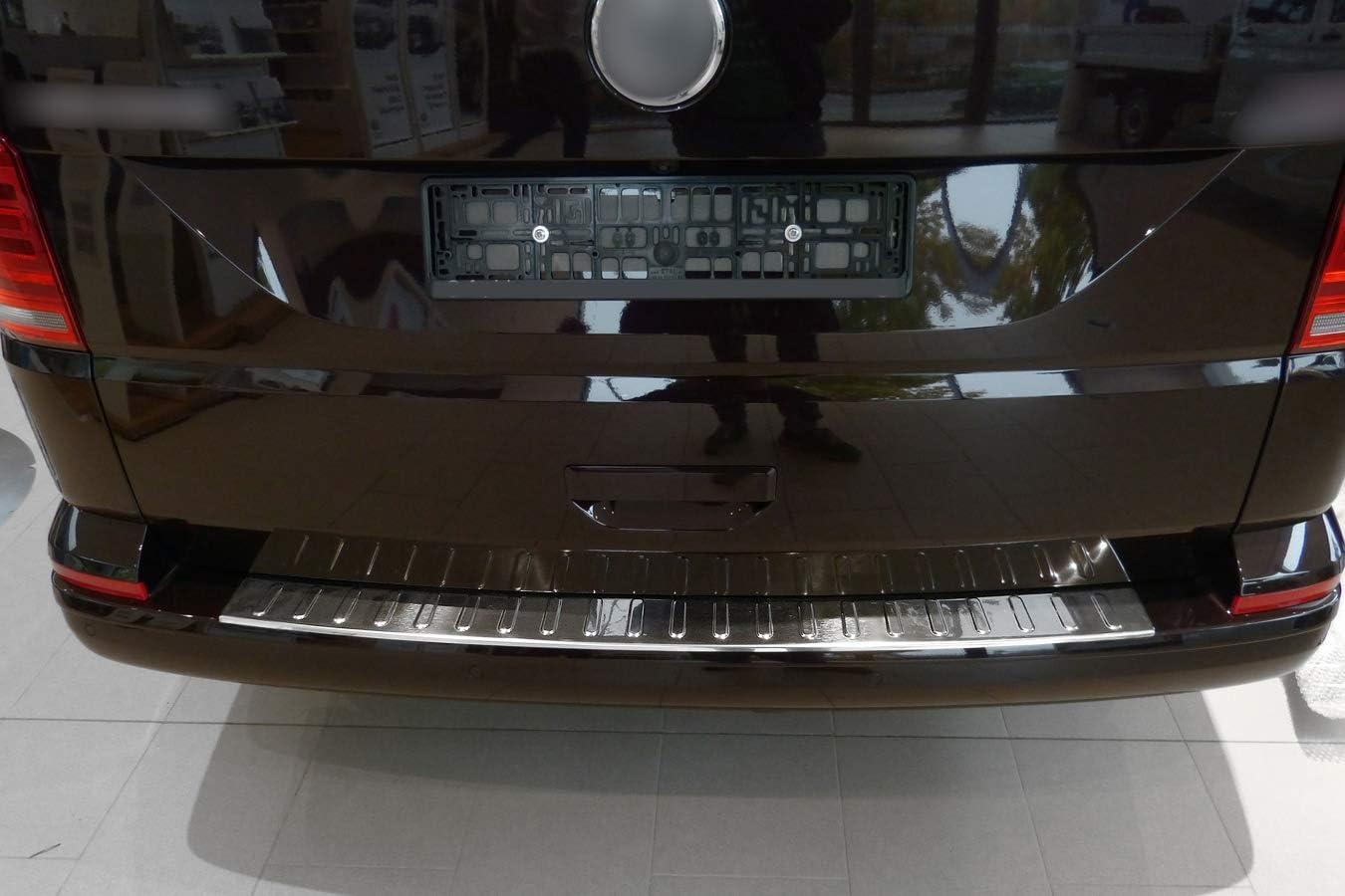 Accessori per Decorazioni in Acciaio Inossidabile BNHHB Protezione paraurti per Baule Auto per Mitsubishi Outlander 2013-2018 davanzale per Baule Posteriore Automatico