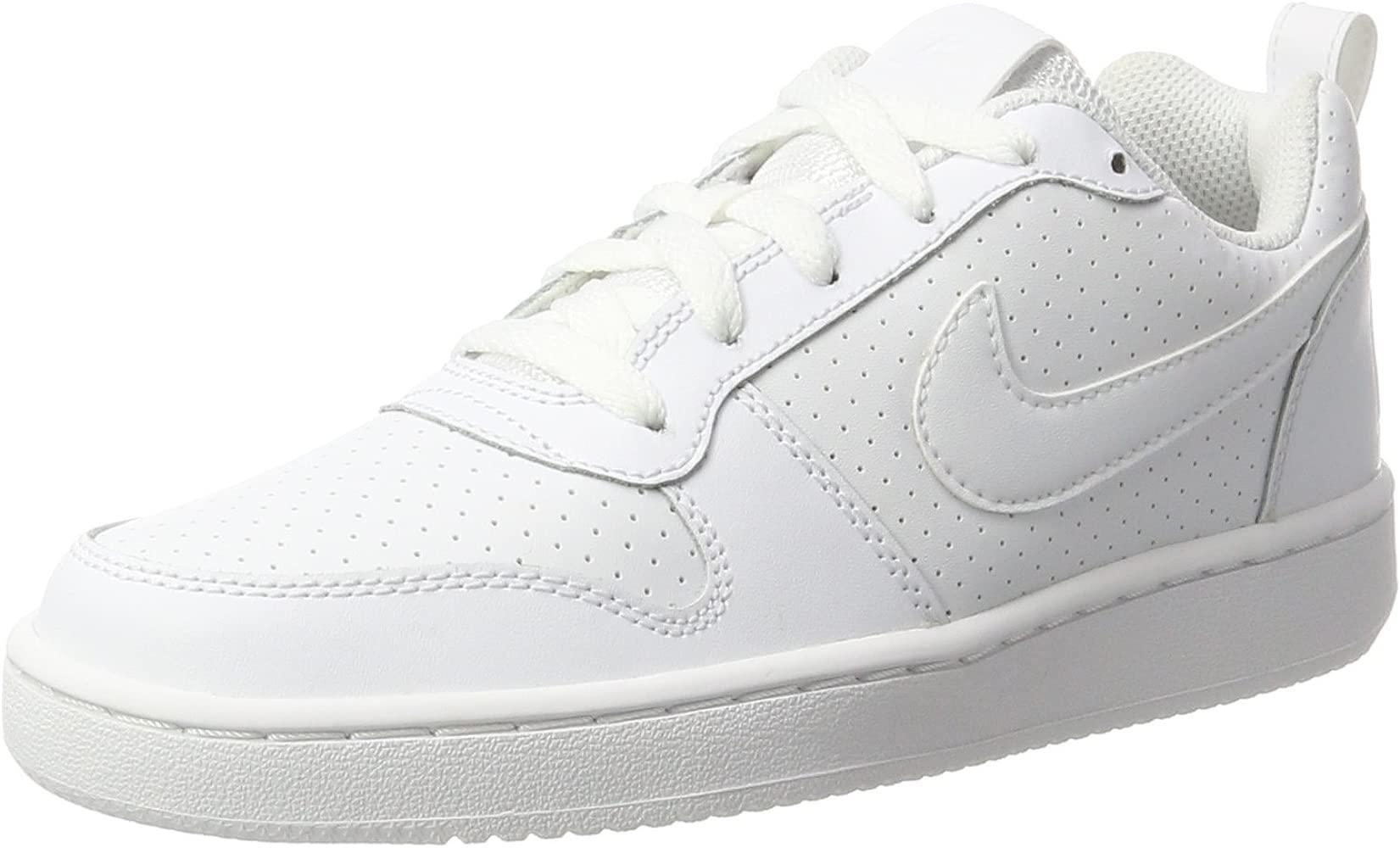 Nike Court Borough Low, Zapatillas de Baloncesto para Mujer