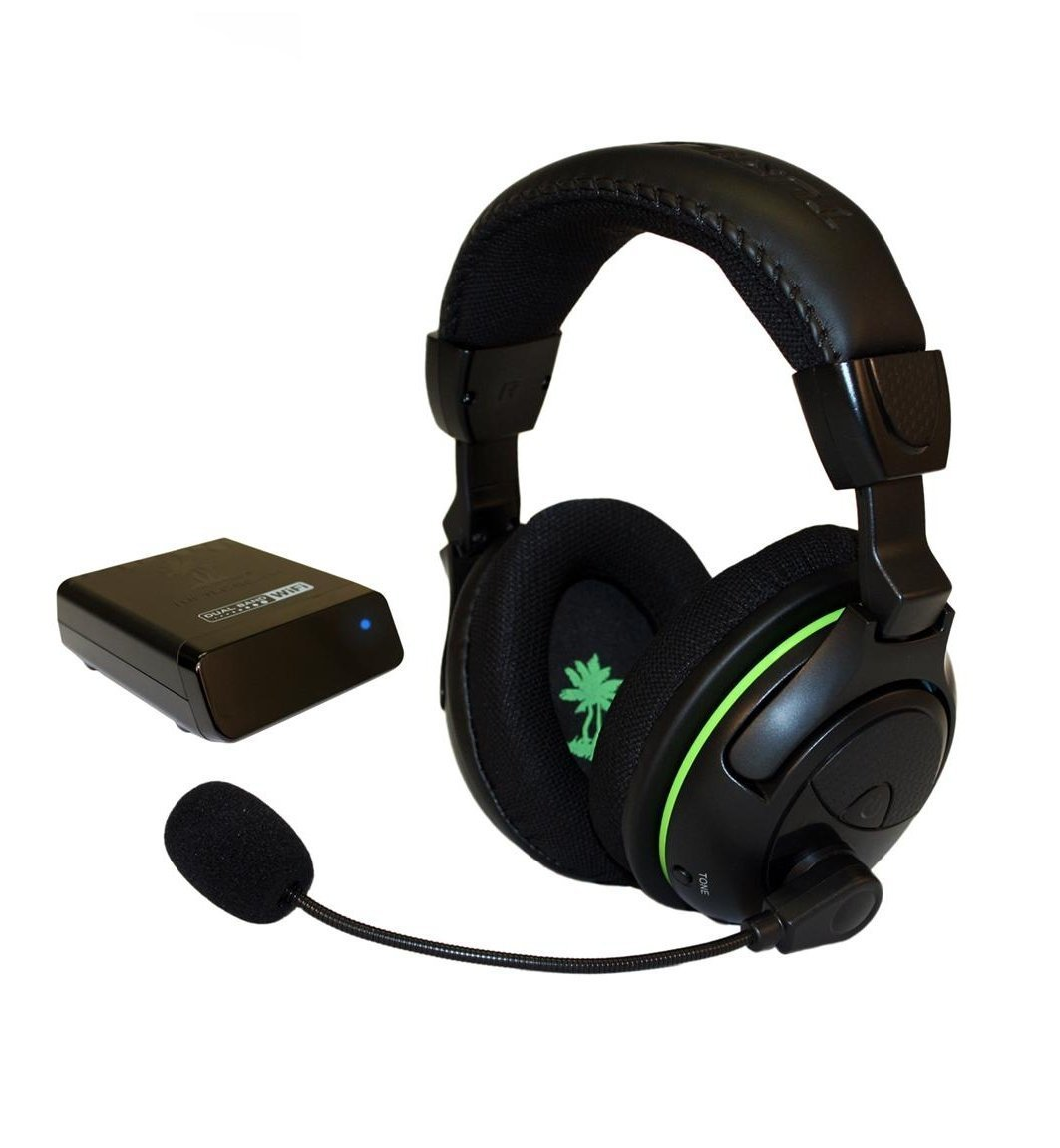 f4d26783c2e Amazon.com: Turtle Beach Ear Force X32 Digital Headset - Xbox 360  (Renewed): Computers & Accessories