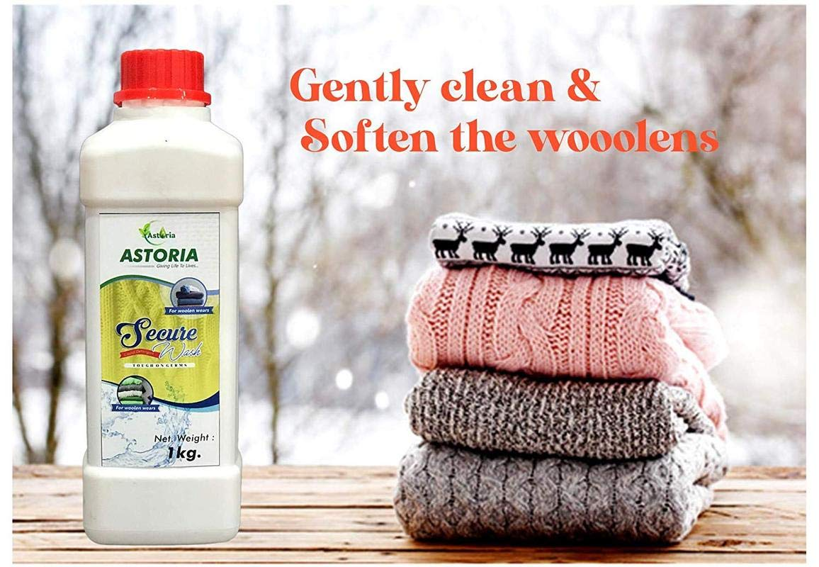 Astoria Secure Wash Liquid Detergent For Woolen Clothes 500 Ml Amazon In Health Personal Care
