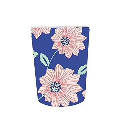 YaYa Cafe™ Floral Flower Pulchritudinous Charming Decorative Pot Planter Indoor (Only Pot)