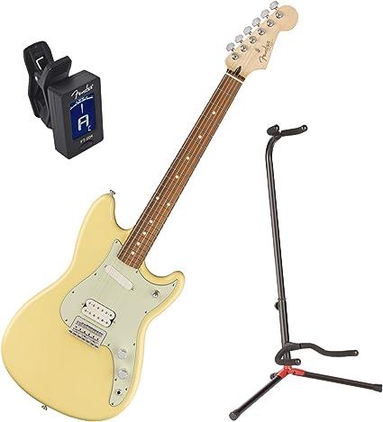 Fender Offset serie Duo Sonic HS PF diamante Canarias guitarra ...