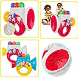 Cute Early Cartoon Educational Baylor Toys Musical Electric Loudspeaker Toy Mini Recorder Novelty Musical Instruments Toy Play Toy Kids Gift