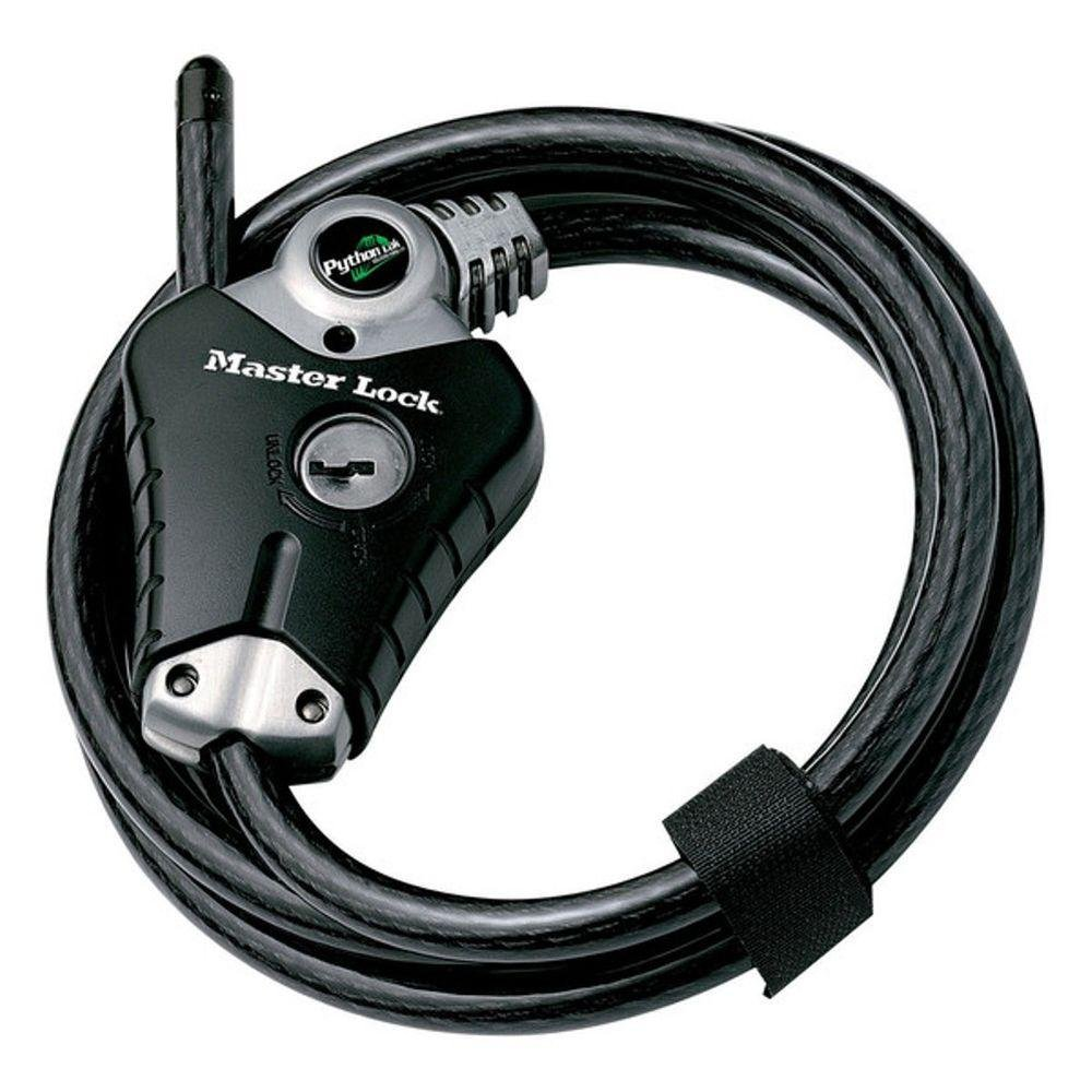 Master Lock Python 8ft Cable Lock