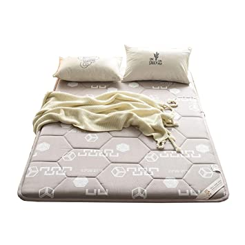 Amazon Com Dfamily 5cm Thick Tatami Floor Mattress Folding Floor