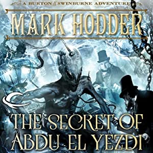 The Secret of Abdu El Yezdi Hörbuch