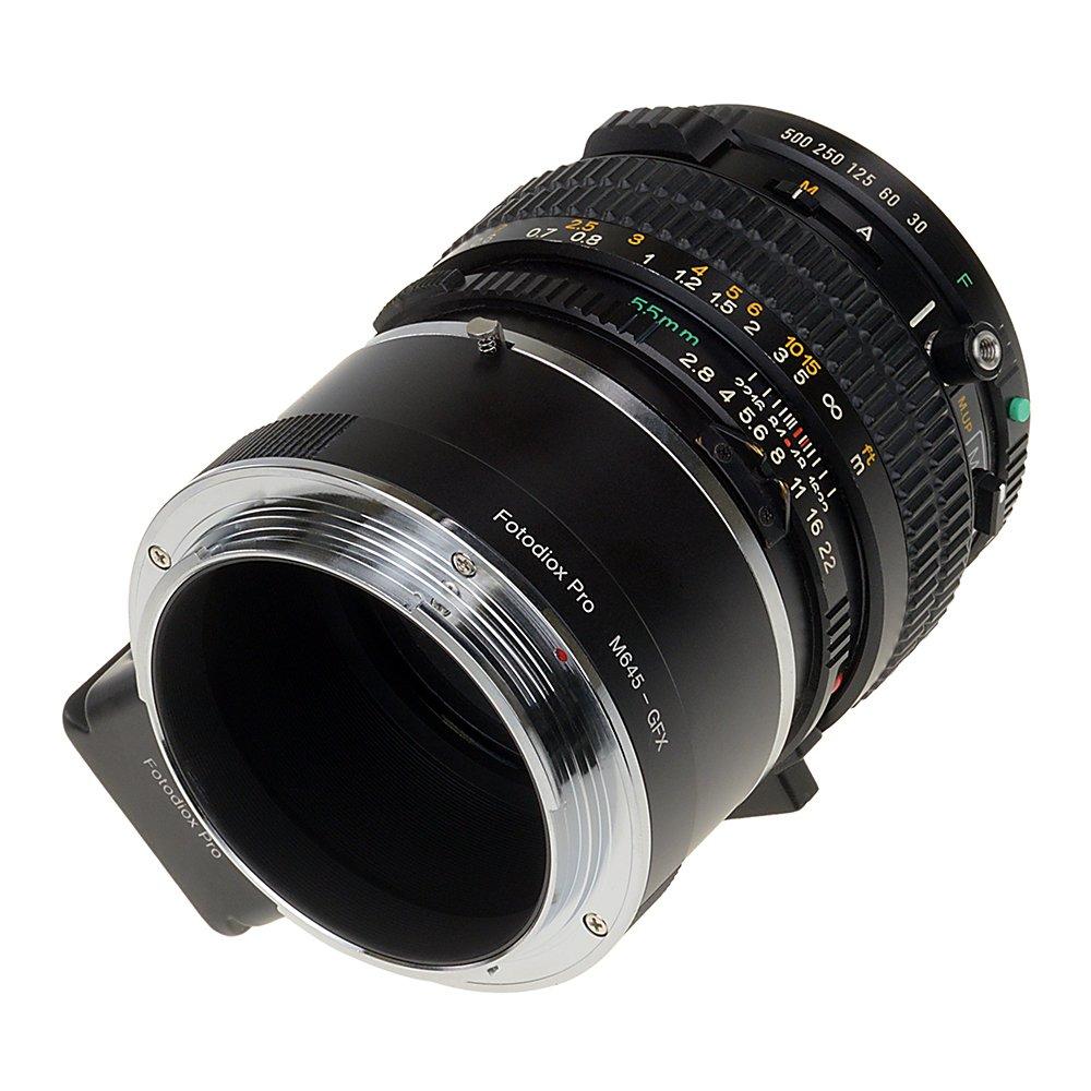/nero Fotodiox m645-gfx Pro Adapter/