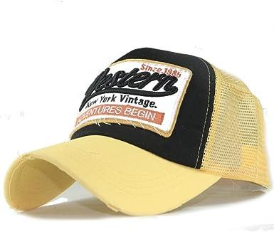 Gusspower Gorras Beisbol, Gorra para Hombre Mujer Sombreros de ...