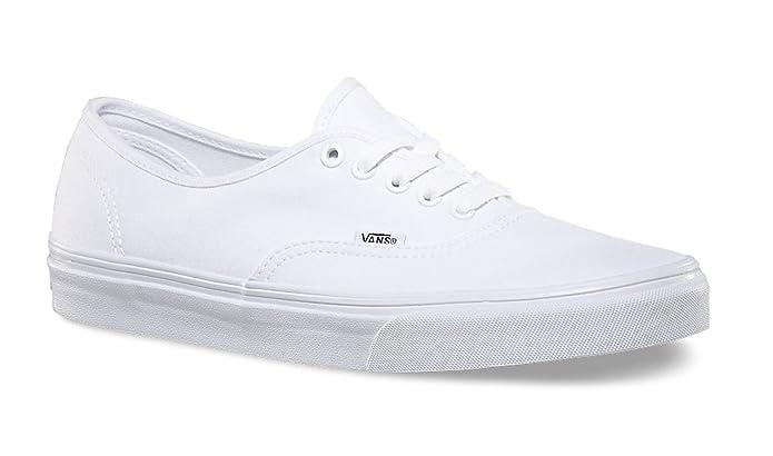 d164899c4667e Vans Authentic True White Sneakers Unisex Shoes Skate