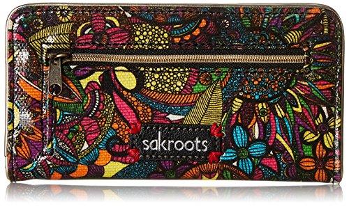 sakroots-artist-circle-slim-wallet