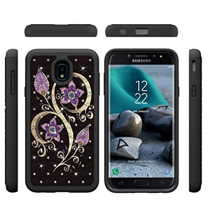 Amazon.com: Firefish Galaxy J7 2018 Case,Durable Anti ...