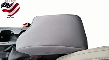 Neoprene Center Console Armrest Pad Cover Protector For Honda Accord 2013-2017