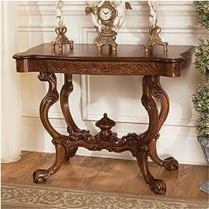 Amazon.com: XoticBrands Antique Replica Hand-Carved