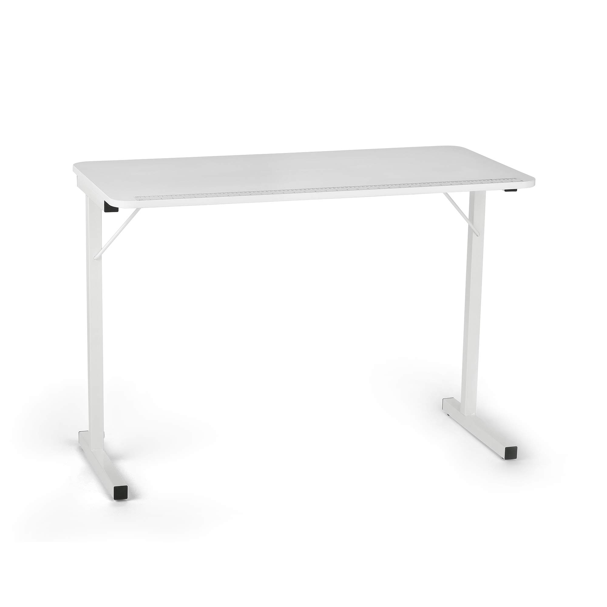Arrow 601SP Crafts Table - White Finish by Arrow Cabinets