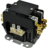 amazon com supco spp6 relay capacitor hard start kit 500 packard packard c240a contactor 2 pole 40 amps 24 coil voltage
