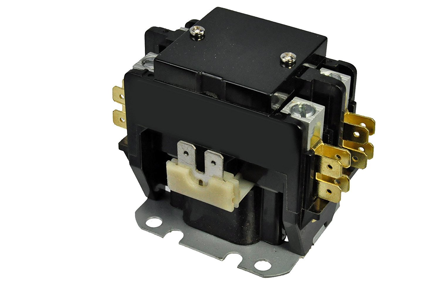 Packard PACKARD - C240A Contactor 2 Pole 40 Amps 24 Coil Voltage:  Amazon.com: Industrial & Scientific