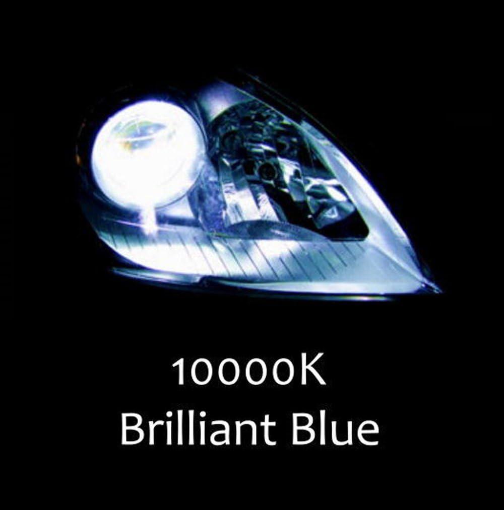 Lexus IS MK1 HB4 501 55w ICE Blue Xenon HID Low//Slux LED Side Light Bulbs Set
