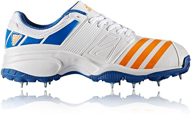 Amazon.com   adidas Howzat FS II Mens Cricket Trainer Spikes Shoe ...