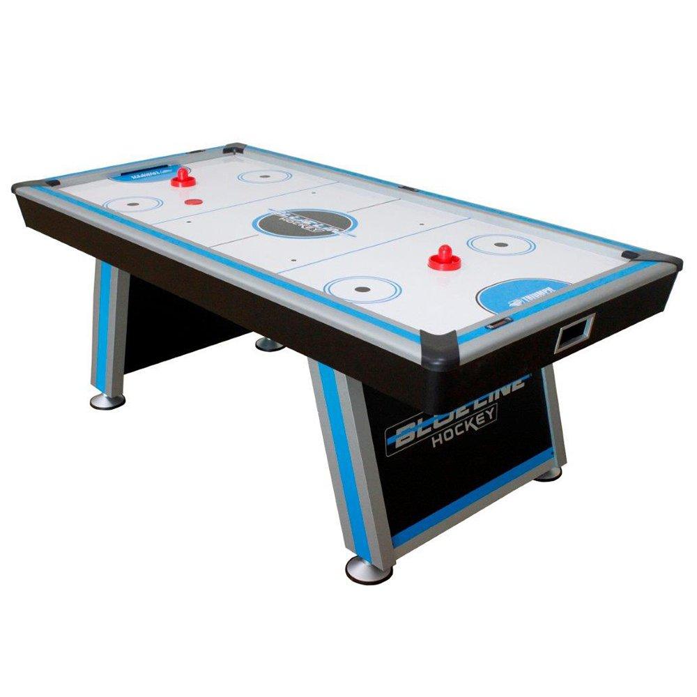 New - Triumph Blue-Line 7' Air Hockey Table