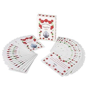 Hen Night Party Games Naipes, Juegos de Cartas Hen Do Girl ...